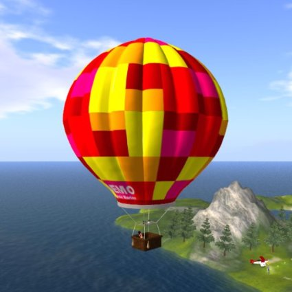 FreeBee12Balloon