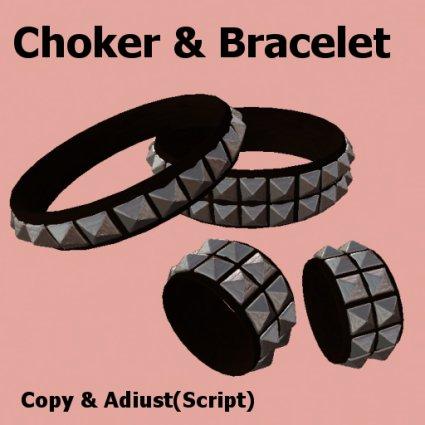 FreeBee4ChokerBracelet