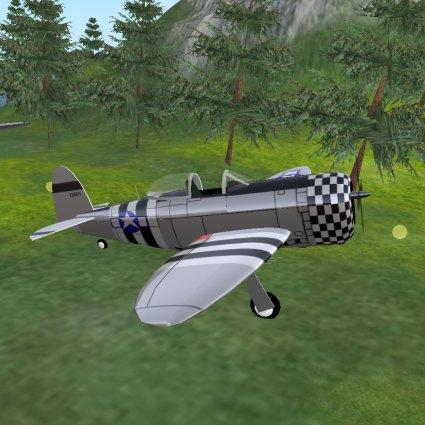 RepublicP-47D